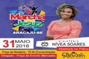 Marcha para Jesus acontece em Aracaju nesta quinta-feira, 31