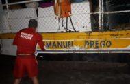 Catamarã encalha com cerca de 70 pessoas no Mosqueiro
