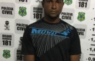 Polícia Civil cumpre mandado de prisão contra acusado de homicídio em Itaporanga D'Ajuda