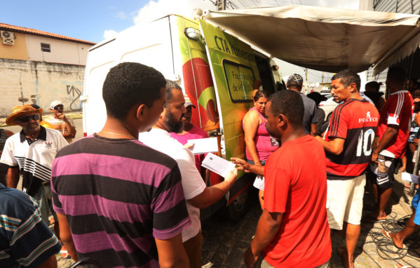 Prefeitura de Aracaju leva serviços e assistência aos ocupantes do MTST