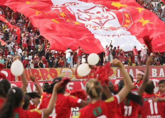 Torcidas organizadas do Sergipe não terão acesso ao jogo em Arapiraca