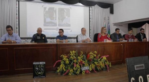 SSP detalha operação que investigou o homicídio do capitão PM Oliveira