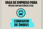 Cobrador de ônibus: Fundat oferta vaga de emprego para pessoa com deficiência