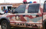 Dupla morre em confronto com policiais da Caatinga