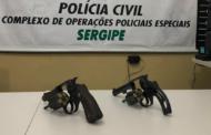 Dois suspeitos de roubo, homicídio e tráfico morrem ao reagir abordagem do Cope