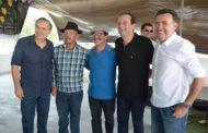 Em agenda extensiva, Eduardo Amorim visita lideranças na Grande Aracaju e no interior de Sergipe