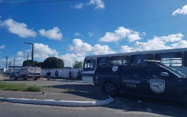 Jovem é morto ao tentar assaltar ônibus do transporte público na Grande Aracaju