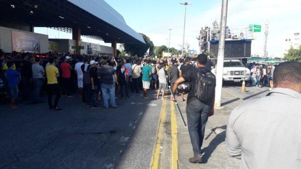 Em Aracaju, Bolsonaro diz que não usará a verba do fundo partidário