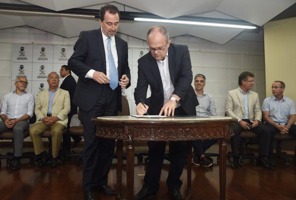 Ministro da Saúde autoriza mais de R$56 milhões em investimentos para saúde pública de Sergipe