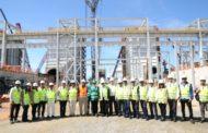 Obras da Termoelétrica de Sergipe estão com 50% dos serviços executados