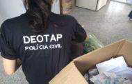 Polícia Civil faz busca e apreensão em secretaria da Prefeitura de Itabaiana