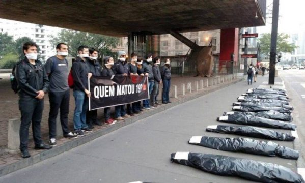 Brasil ultrapassa a marca de 62 mil homicídios por ano