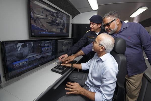 Guarda Municipal de Aracaju terá base de videomonitoramento no Forró Caju