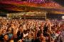 Primeira noite do Forró Caju leva multidão para curtir os shows