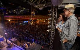 Edvaldo: destaque nacional do Forró Caju, na TV Globo, mostra importância e força da festa