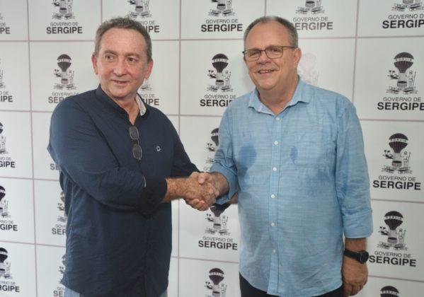 Belivaldo anuncia Valberto Lima como secretário de Saúde