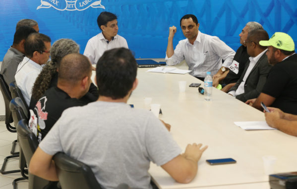 Taxistas de Aracaju pedem reforço no combate ao transporte irregular de passageiros