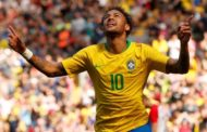 Seleção Brasileira vence a Croácia em amistoso