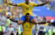 Com Neymar inspirado, Brasil vence México e avança às quartas