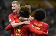 Bélgica consegue virada histórica sobre Japão e pega Brasil nas quartas