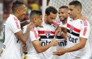 Com gol de ex-Flamengo, São Paulo vence e assume vice-liderança; confira a classificação