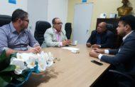 Membros da CPI da saúde visitam Hospital Cirurgia e cobram retorno do serviço de cardiologia e regularização dos salários dos servidores