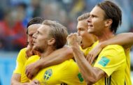 Suécia elimina Suíça e avança na Copa do Mundo