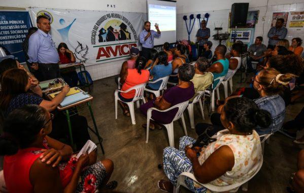 Prefeitura de Aracaju estuda a construção da avenida Perimetral Oeste, na zona Norte