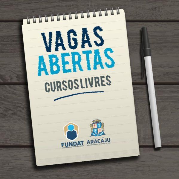 Fundat abre inscrições para 250 vagas de cursos livres