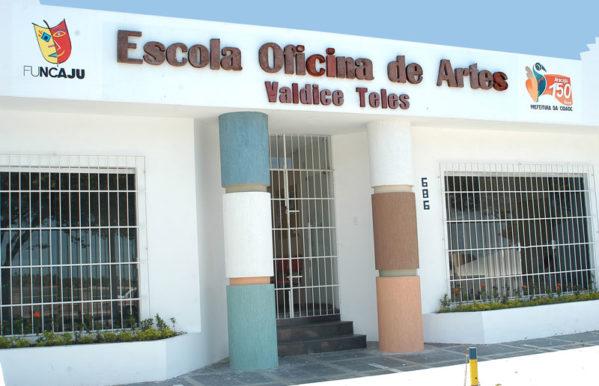 Escola de Artes abre matrículas para quase 600 vagas no segundo semestre