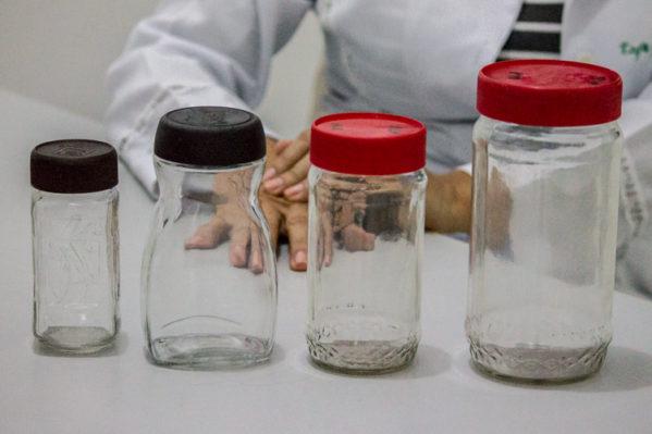 Banco de Leite Humano: Secretaria de Saúde está recebendo doação de frascos de vidro