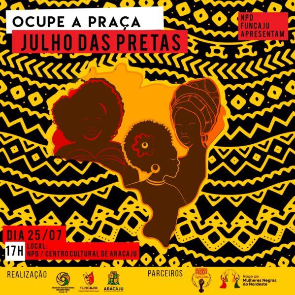 Ocupe a Praça estreia segunda edição com homenagem às mulheres negras