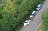 Carga de eletrônicos roubada em Sergipe é recuperada pela PM na Bahia