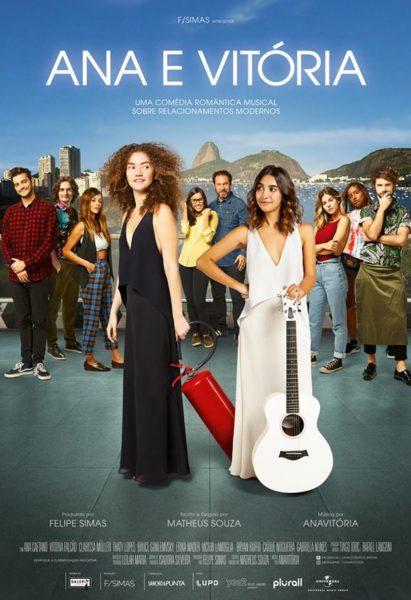 Estreia do filme 'Ana e Vitória' ganha sessão especial no Shopping Jardins