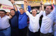 PSDB oficializa candidatura de Eduardo Amorim ao governo de Sergipe