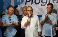 Progressistas confirmam apoio à reeleição do governador Belivaldo Chagas