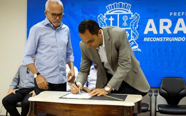 Prefeito de Aracaju exonera Superintendente da SMTT
