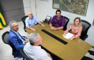 Prefeitos da Grande Aracaju iniciam discussões sobre o consórcio do transporte coletivo da Grande Aracaju