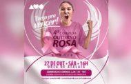 AMO abre inscrições para a 4ª Corrida Outubro Rosa de Sergipe