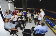 """""""As micro e pequenas empresas também serão fortalecidas"""" ressalta Eduardo Amorim"""