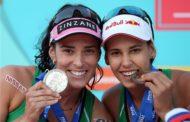Ágatha e Duda ficam com a prata na etapa de Moscou do Mundial de Vôlei de Praia