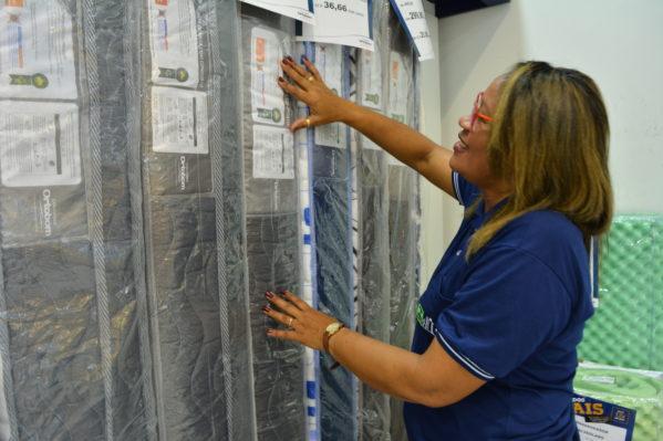 ITPS fiscaliza produtos têxteis e colchões de espuma