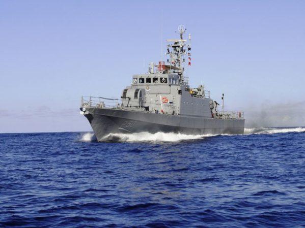 Navio da Marinha do Brasil vai ser aberto para visitação em Aracaju