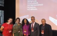 Prefeito de São Cristóvão participa de seminário internacional sobre gestão das cidades históricas