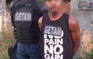 Polícia Militar prende suspeito de participação na morte do sargento Borges