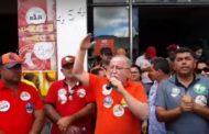 Em Frei Paulo, Luciano Bispo critica vereadores de Oposição.