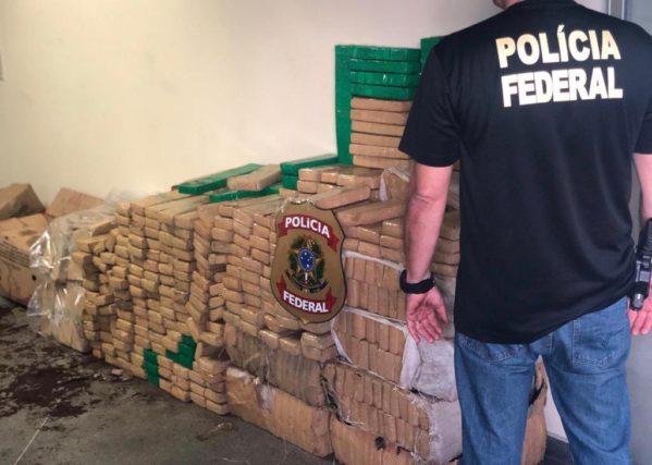 Polícia Federal apreende maior quantidade de maconha do ano em Sergipe
