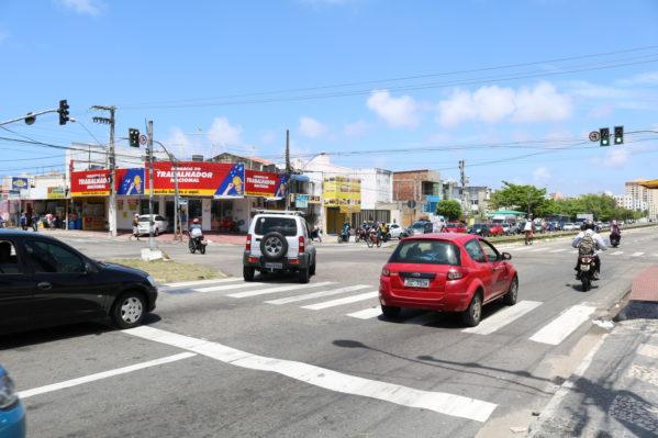 SMTT Aracaju altera acesso à avenida Nestor Sampaio a partir da próxima quarta-feira, 12
