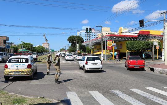 SMTT altera regras de trânsito no bairro Ponto Novo, em Aracaju