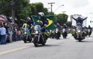 Desfile cívico-militar marca comemoração do 7 de setembro em Aracaju